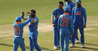 हैदराबाद वनडे मे टीम इंडिया ने ऑस्ट्रेलिया को 6 विकेट से हरा दिया है।