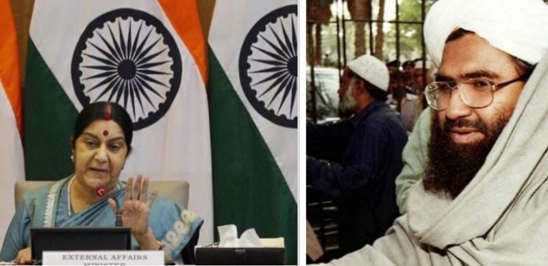 मसूद अजहर के मामले में 21 देश आज भारत के साथ हैं। ये विदेश मंत्री सुषमा स्वराज ने कहा है।