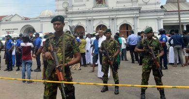 रविवार को श्रीलंका 8 सिलसिलेवार धमाकों से दहल गया।