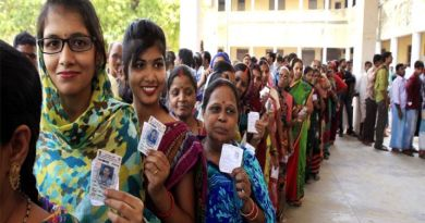 लोकसभा चुनाव के दूसरे चरण का मतदान