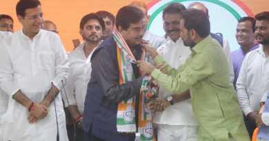 शत्रुघ्न सिन्हा कांग्रेस पार्टी में हुए शामिल