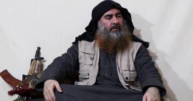 आतंकी संगठन ISIS का मुखिया अबु-बकर अल बगदादी अभी भी जिंदा है।