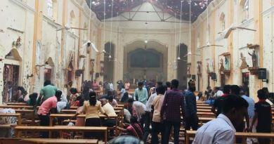 श्रीलंका के कोलंबो में सीरियल ब्लास्ट हुए हैं। जिसमें 100 से ज्यादा लोगों की मौत की खबर है। जबकि 250 से ज्यादा लोग घायल हो गए हैं।