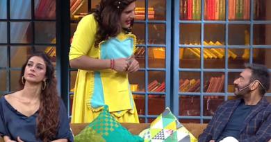 कपिल शर्मा शो में अजय देवगन और तबू