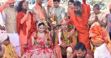 औली में गुप्ता बंधुओं की शादी