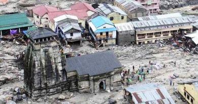 उत्तराखंड के लोगों के लिए एक बुरी खबर है। केदारनाथ वालों के ऊपर एक फिर संकट के बादल मंडरा रहे हैं।