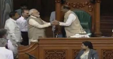 राजस्थान के कोटा से सांसद ओम बिड़ला 17वीं लोकसभा के स्पीकर चुने गए हैं। प्रधानमंत्री नरेंद्र मोदी ने उनके नाम का प्रस्ताव रखा।