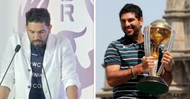 टीम इंडिया के हरफनमौला खिलाड़ी युवराज सिंह ने अंतरराष्ट्रीय क्रिकेट से अलविदा कह दिया है।