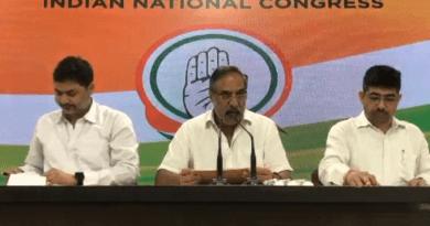 कांग्रेस नेता आनंद शर्मा ने कहा पूर्व प्रधामंत्रियों को बीजेपी करती है अपमानित