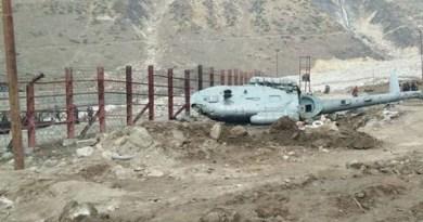 उत्तराखंड के चमोली में हेलीकॉप्टर क्रैश