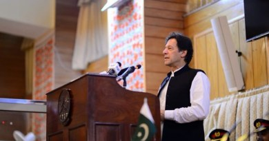 पाकिस्तान के प्रधानमंत्री इमरान खान ने भारत को दी धमकी