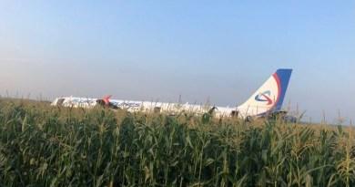 रूस में उस वक्त एक बड़ा विमान हादसा टल गया जब पक्षियों का झुंड विमान से टकरा गया। जिसके बाद विमान की इमरजेंसी लैंडिंग करानी पड़ी।