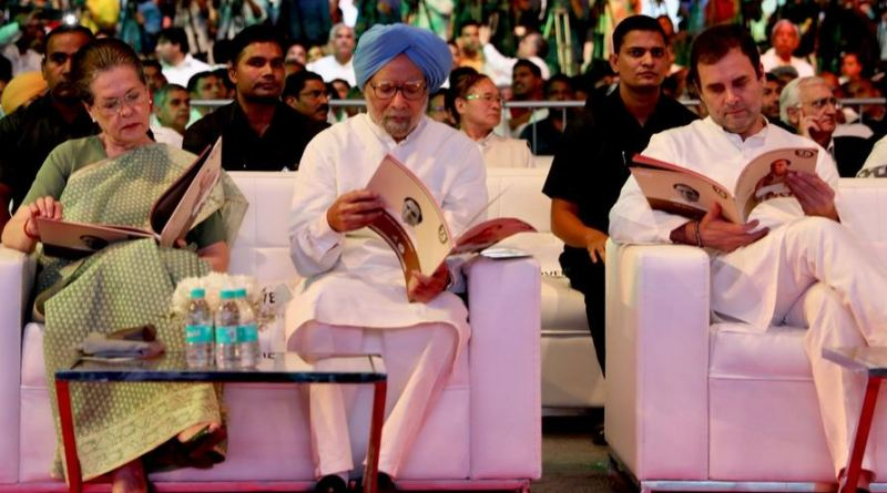 कांग्रेस की अंतरिम अध्यक्ष सोनिया गांधी ने मोदी सरकार पर इशारों-इशारों में हमला बोला है।