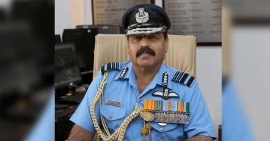 एयर मार्शल आरकेएस भदौरिया देश के वायुसेना प्रमुख होंगे।