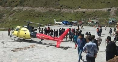 उत्तराखंड में फिर हुआ बड़ा हादसा, केदारनाथ में क्रैश हुआ हेलीकॉप्टर, सवार थे 6 यात्री