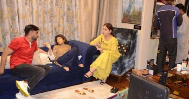 देहरादून में क्रिकेटर ईश्वरन के घर पर लूट