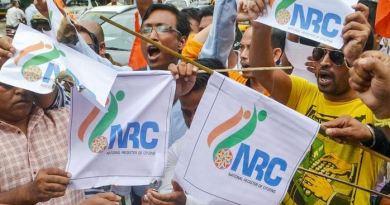 हरियाणा के मुख्यमंत्री मनोहर लाल खट्टर ने कहा कि वो हरियाणा में भी जल्द NRC लागू करेंगे।
