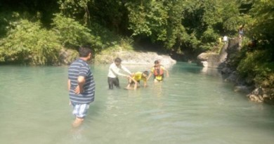 टोंस नदी में डूबे दो छात्र