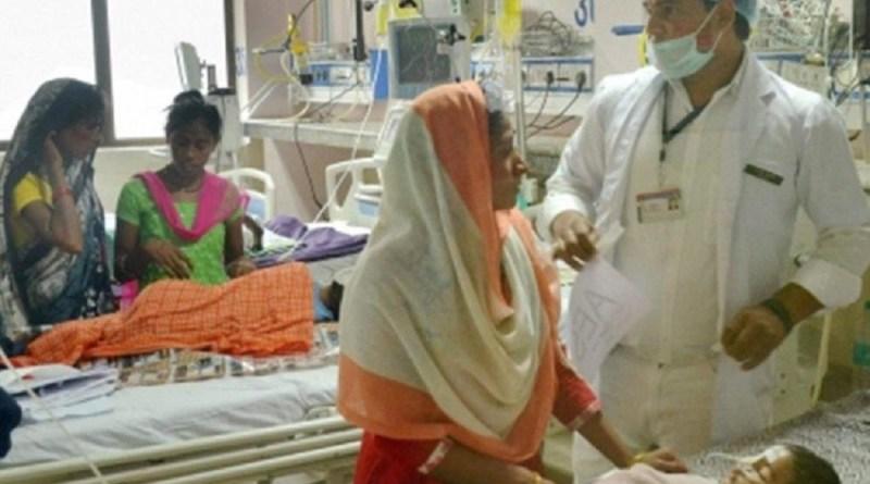 उत्तराखंड के रुड़की में संदिग्ध बुखार से बच्चों की मौत