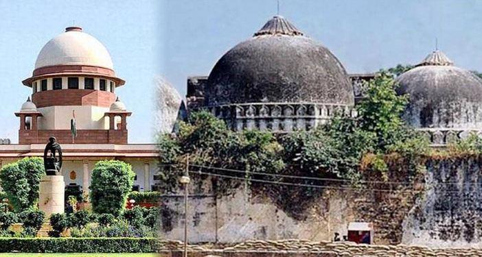 अयोध्या जमीन विवाद पर फैसला आने के बाद लोगों की प्रितिक्रियाएं आ रही है। पीएम मोदी समेत दूसरे नेताओं ने इस पर प्रितिक्रिया दी है।