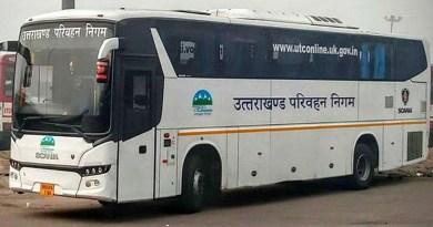 नागरिकता संशोधन कानून के खिलाफ दिल्ली, उत्तर प्रदेश और राजस्थान समेत कई राज्यों में हो रहे प्रदर्शन का असर उत्तराखंड परिवहन पर पड़ा है।