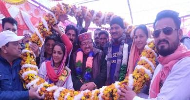 उत्तराखंड में चमोली जिले थराली के सोल डुंग्री में महा शिवरात्रि से पहले भव्य मेले का शुभारंभ हो गया है।