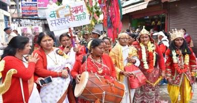 उत्तराखंड की सांस्कृतिक और ऐतिहासिक नगरी अल्मोड़ा में होली उत्सव शुरू हो गया है। जगह-जगह सांस्कृतिक कार्यक्रम आयोजित किए जा रहे हैं।