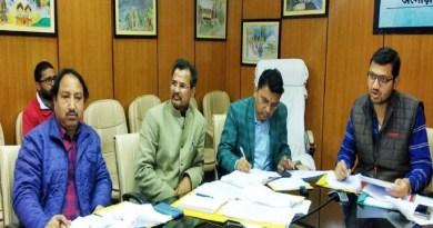 उत्तराखंड की त्रिवेंद्र सिंह रावत सरकार तीन साल का कार्यकाल पूरा होने पर 18 मार्च से प्रदेशव्यापी एक कार्यक्रम करने जा रही है। जिसकी थीम है, 'विकास के 3 साल: बातें कम काम ज्यादा'।