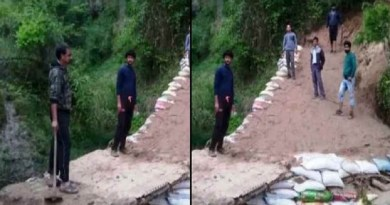 लॉकडाउन के दौरान कमाऊं के चंपावत जिले के सौंज गांव में युवाओं ने वो काम कर दिया, जो सालों से सरकार और प्रशासन की बेरुखी की वजह से अटका पड़ा था।