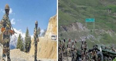 चीन और नेपाल से तनाव के बीच भारत अपनी सीमाओं की सुरक्षा पुख्ता करने में लगा है। इसी कड़ी में उत्तराखंड में अंतरराष्ट्रीय सीमा पर चौकसी कड़ी कर दी गई है।