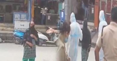 उत्तराखंड: कोरोना पॉजिटिव महिला ने काटा 'बवाल', काबू करने में छूटे पुलिस-स्वास्थ्य विभाग की टीम के पसीने!