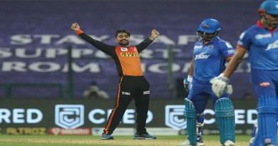 IPL 2020: सनराइजर्स हैदराबाद के आगे नहीं चले दिल्ली कैपिटल्स के धुरंधर, 15 रनों से जीती टीम वॉर्नर