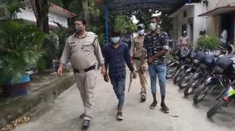 रुद्रपुर से दो बाइक चोर गिरफ्तार, पूछताछ में किया हैरान करने वाला खुलासा, पुलिस के भी उड़े होश!