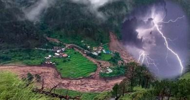 उत्तराखंड: राहत के साथ आ सकती है आफत! भारी बारिश के साथ आकाशीय बिजली गिरने की भी चेतावनी