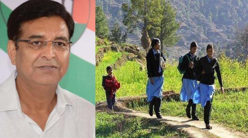 उत्तराखंड में कब से खुलेंगे स्कूल ? शिक्षा मंत्री अरविंद पांडेय के बयान से खत्म हुआ सारा सस्पेंस