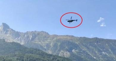 उत्तरकाशी: LAC पर तनाव के बीच नेलांग-सोनम घाटी में वायुसेना के हेलीकॉप्टर ने की पेट्रोलिंग, लोग लगा रहे युद्ध के कयास