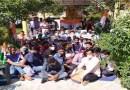 अल्मोड़ा जिला विकास प्राधिकरण को खत्म करने की मांग को लेकर कांग्रेस के कार्यकर्ताओं ने गांधी पार्क में प्रदर्शन किया।