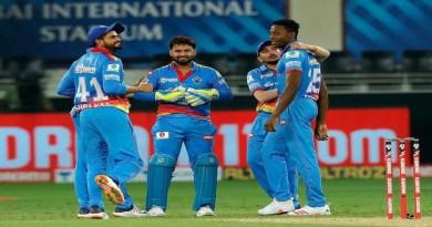 IPL 2020: दिल्ली के गेंदबाजों के 'चक्रव्यूह' में फंसी कोहली 'ब्रिगेड', 59 रनों से हारी मैच