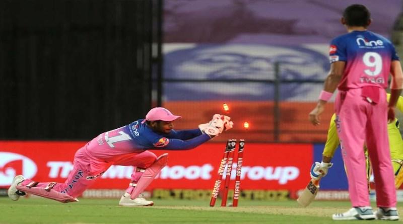 IPL 2020: CSK को RR ने 7 विकेट से दी मात, चेन्नई 'एक्सप्रेस' पर मंडराया प्लेऑफ से बाहर होने का खतरा