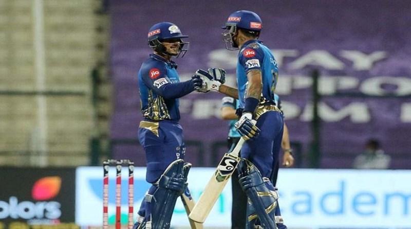IPL 13: मुंबई की जीत का सिलसिला जारी, कोलकाता को 8 विकेट से दी मात