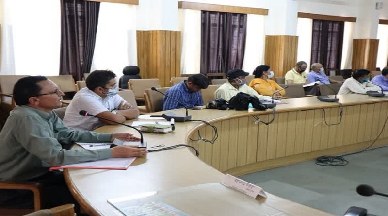 रुद्रप्रयाग के गोविंद बल्लभ पंत राष्ट्रीय हिमालयी पर्यावरण संस्थान में एक दिवसीय पर्यावरण संरक्षण कार्यशाला का आयोजन किया गया।