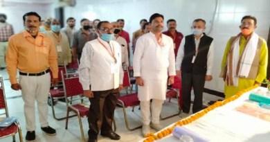 उधम सिंह नगर के काशीपुर में बीजेपी के दो दिवसीय मंडल शिविर का समापन हो गया है। दो दिनों तक पार्टी कार्यकर्ताओं के लिए चले इस ट्रेनिंग कैंप में संगठन को मजबूत करने और बदलती राजनीति के बारे में विस्तार से उन्हें बताया गया।