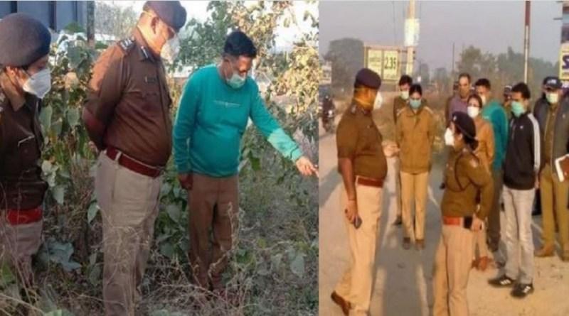 हरिद्वार के शिवलिक नगर में डबल मर्डर केस के आरोपी को पुलिस ने गिरफ्तार कर लिया है। एनकाउंटर के बाद पुलिस ने हत्या के आरोपी को गिरफ्त में लिया।