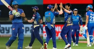 IPL 13 (क्वालीफायर-1) : दिल्ली को हरा कर मुंबई ने फाइनल में बनाई जगह, टीम अय्यर के पास एक और मौका