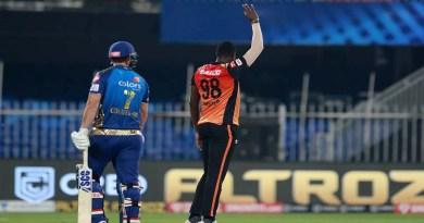 IPL 13: हैदाराबाद ने मुंबई को 10 विकेट से हराया, प्लेऑफ में बनाई जगह, कोलकाता की उम्मीदें खत्म