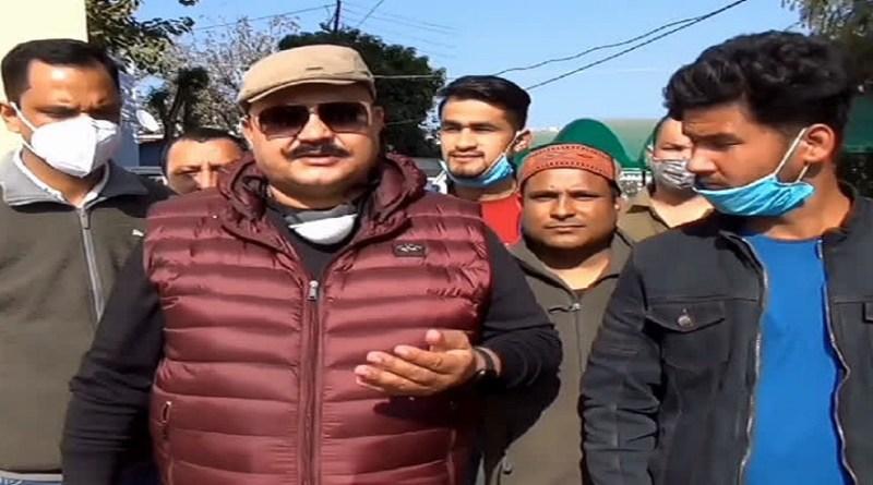 धारचूला से कांग्रेस विधायक हरीश धामी ने आपदा प्रभावितों की परेशानियों को दूर नहीं किए जाने पर नाराजगी जताई है।
