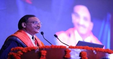 उत्तराखंड के दिग्गज नेता और केंद्रीय शिक्षा मंत्री डॉ. रमेश पोखरियाल निशंक ने कहा कि सभी आईआईटी संस्थान न केवल राष्ट्रीय महत्व के संस्थान है, बल्कि हमारे देश का प्रतिनिधित्व करने वाला एक वैश्विक मंच भी है।