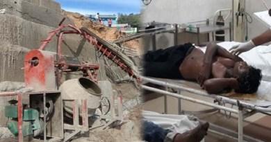 टिहरी जिले के चंबा में सुरंग निर्माण में लगे एक मजदूर की ट्रॉली से गिर जाने के कारण सोमवार को मौत हो गई।