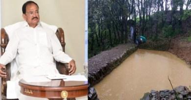 उत्तराखंड के रुद्रप्रयाग जिले के चिरबिटिया लुठियाग गांव जल संरक्षण की दिशा में शानदार काम करने के लिए सम्मानित किया गया है।