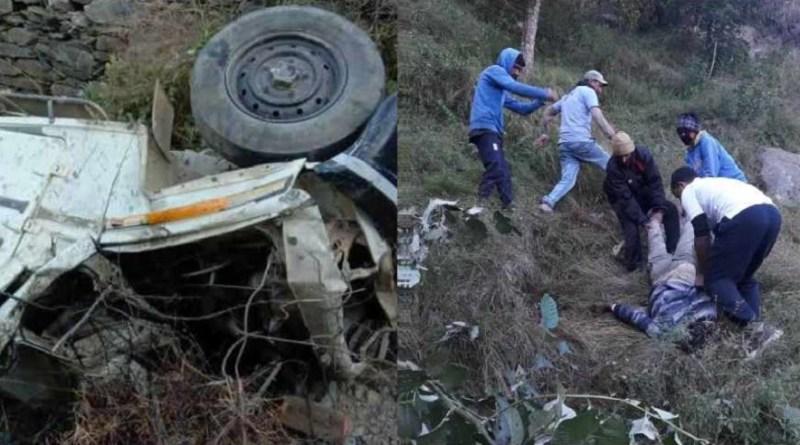 उत्तरकाशी से दुखद खबर है। बडकोट तहसील क्षेत्र के अंतर्गत नौगांव गडोली राजगढ़ी मोटर मार्ग पर बिसाट गांव के पास खाई में बोलेरो गिरने से पूर्व प्रधान समेत ड्राइवर की मौत हो गई है।